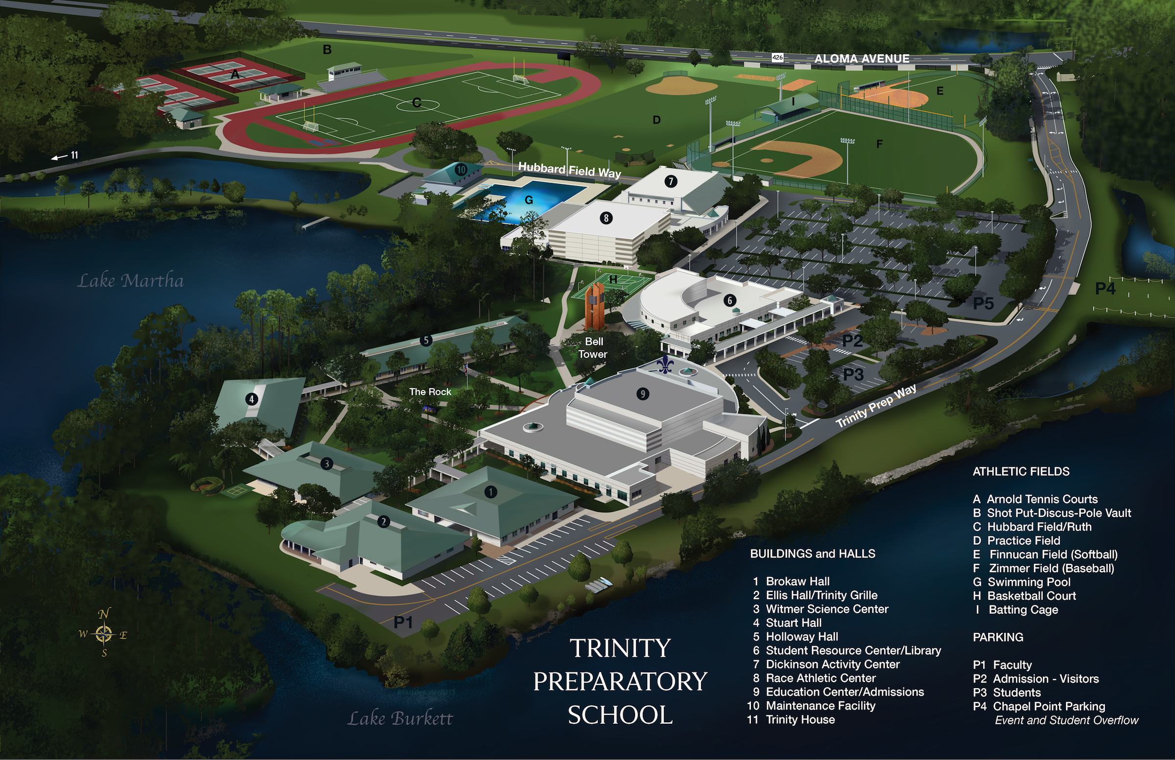 Trinity Preparatory School, Winter Park, FL